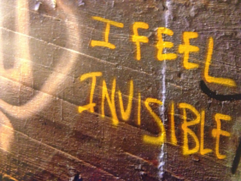 "image ""I FEEL INVISIBLE!"" A PSYCHOLOGICAL PROBLEM THAT CAN LEAD TO TRAFFICKING!"
